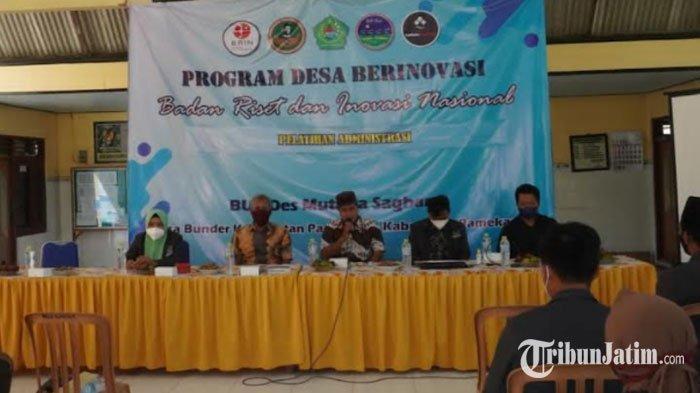 UNIBA Madura Kolaborasi dengan BUMDes Mutiara Saghara, Kembangkan Eduwisata dan Pengolahan Garam