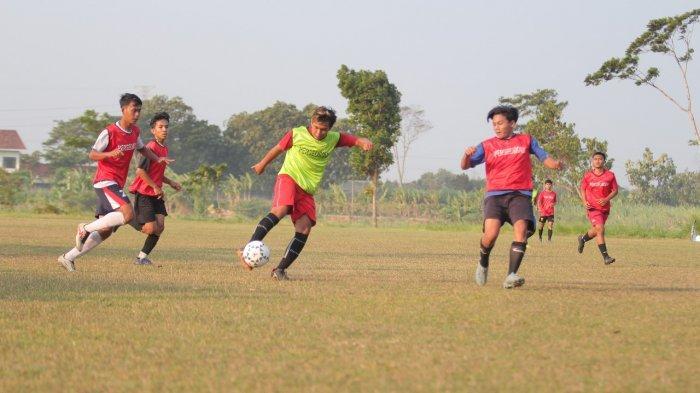 Manajemen Persedikab Optimistis Bisa Lolos dari Penyisihan Grup A Liga 3