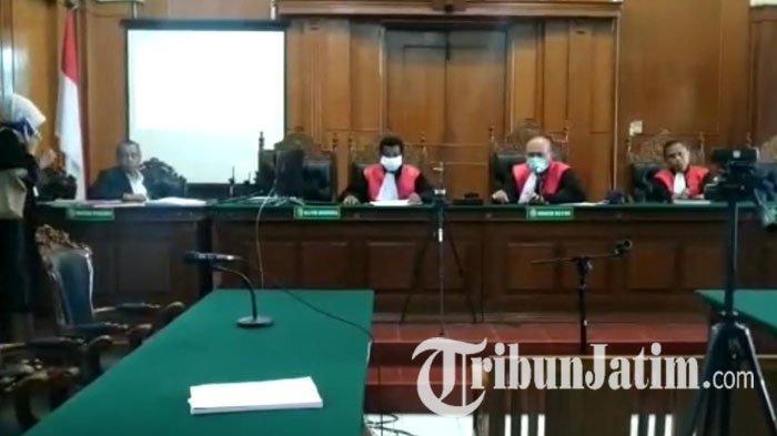 Aksi Begal Sadis Hingga Mata Kaki Korban Putus, Bawa Pria Surabaya Divonis Bui 5 Tahun: Saya Banding