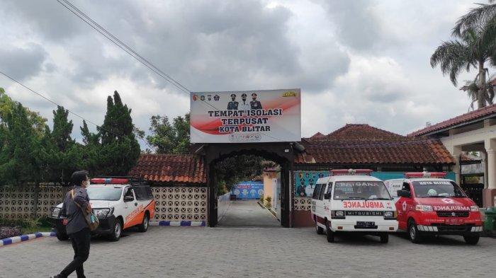 Angka Kasus Turun, Pasien Covid-19 Penghuni Isoter di Kota Blitar Tinggal 13 Orang