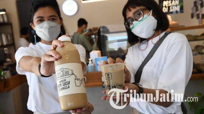 Pionir Es Kopi Susu Kekinian Buka Cabang di Surabaya, Usung Konsep Tukucur yang Ramah Lingkungan