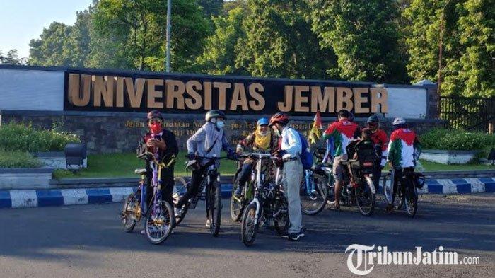 3.834 Calon Mahasiswa Lolos SBMPTN 2021 Masuk Universitas Jember