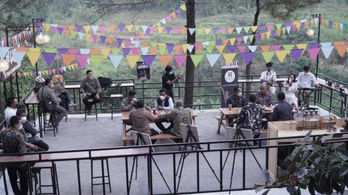 Pemprov Jatim Launching Produk Wisata Baru di Pasuruan Bernama Cafe Layang
