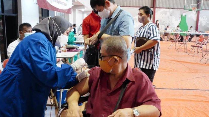 Masih Rendah, Capaian Vaksinasi untuk Lansia di Sidoarjo Baru 39 Persen