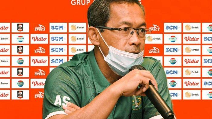 Soal Kekalahan dari Borneo FC, Pelatih Persebaya Enggan Kambing Hitamkan Absennya Empat Pemain Asing