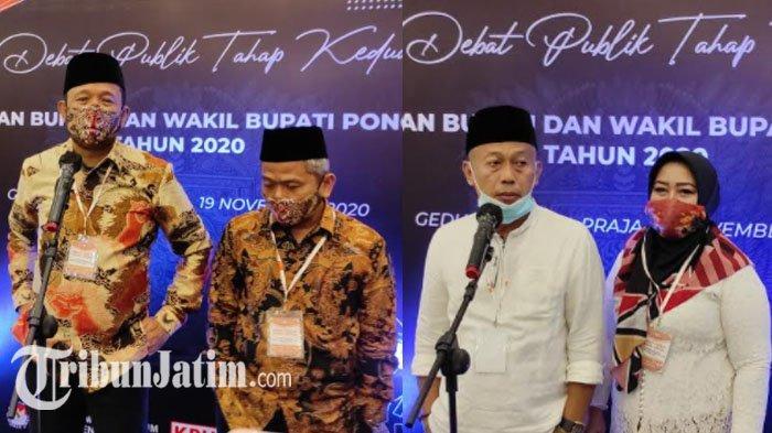 Debat Kedua Pilkada Ponorogo 2020, Penanganan Covid-19 Jadi Bahasan Utama