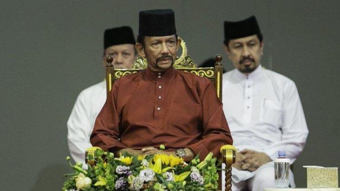 Heboh! Brunei Terapkan Hukum Islam Pertama di Asia Tenggara, Tak Segan Beri Hukuman Rajam Pelanggar