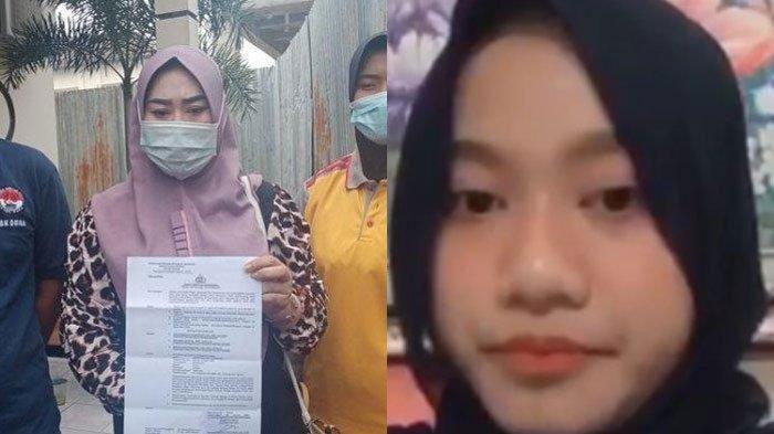 Sumiyatun (36), ibu yang dipenjarakan anaknya sendiri, Agesti Ayu (19)