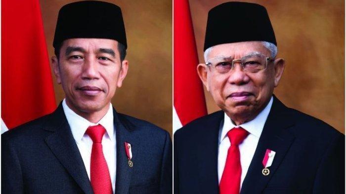 Bocoran Nama-nama Baru Calon Menteri Jokowi, Simak Pembagian Kursi 6 Parpol di Kabinet Kerja Jilid 2