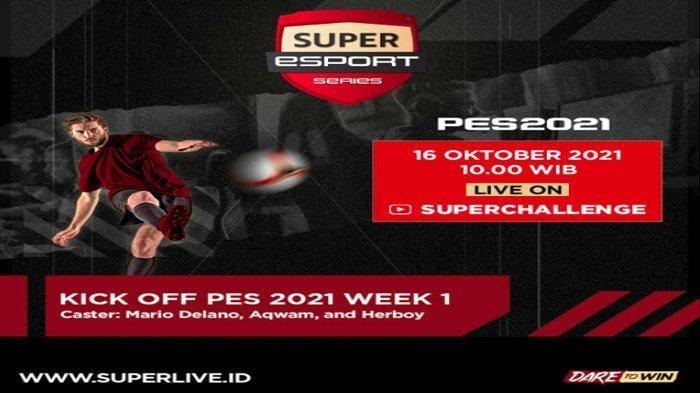 Masuki Babak Kualifikasi, Super Esports Series Season 1 Bakal Berlangsung Seru dan Penuh kejutan