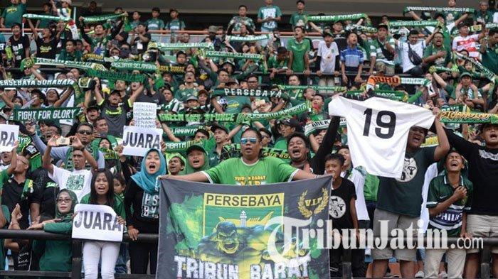 Madura United Vs Persebaya Surabaya, Bonek Hanya Dijatah 550 Tiket Nonton di Stadion Ratu Pamelingan