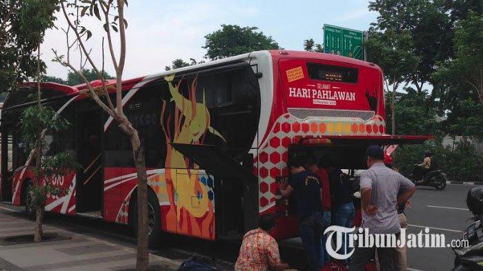 Suroboyo Bus Mogok, Timing Belt Perlu Diganti