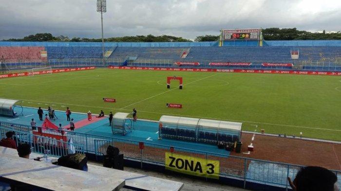 Kesaksian Warga di Stadion Kanjuruhan Saat Gempa: Panpel Piala Menpora Berlarian, Atap GOR Bergetar
