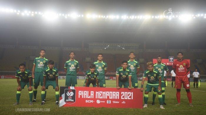 Tampil Menjanjikan di Piala Menpora 2021, Persebaya Beri Bonus Pemain, Bebas Tugas Selama Libur