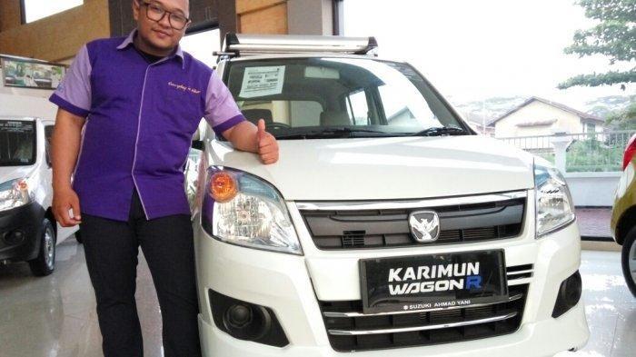 Suzuki Beri Penawaran DP Karimun Wagon R Mulai Rp 5 Jutaan dalam Promo Spesial Hari Guru Nasional