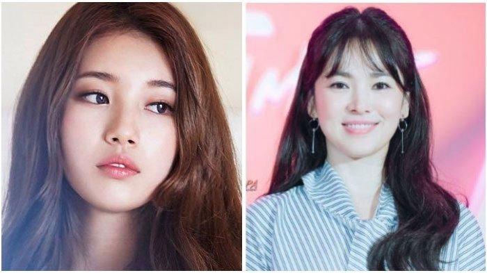 Tanpa Make Up, Wajah 7 Seleb Korea Selatan Ini Buktikan, Fisik Cantik Ternyata Tak Selamanya 'Palsu'