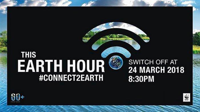 Sayangi Bumi, Artis Tampan Korea ini Ajak Kamu Ikutan Aksi Switch Off Earth Hour Hari ini Lho!