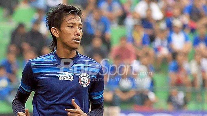 Mantan Bek Borneo FC dan PSIM Jogjakarta Resmi Gabung Arema FC, Dikontrak Singo Edan Satu Musim