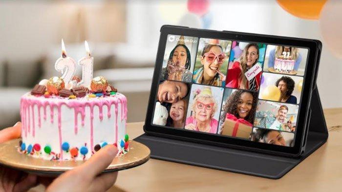 Dukung Kegiatan Keluarga Multitasking di Tengah Pandemi,Samsung MeluncurkanGalaxy Tab A7