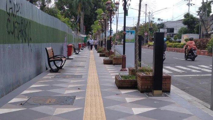 Rencana Pembangunan Pedestrian, Pemkab Nganjuk Percaya Bisa Tingkatkan Pertumbuhan Ekonomi