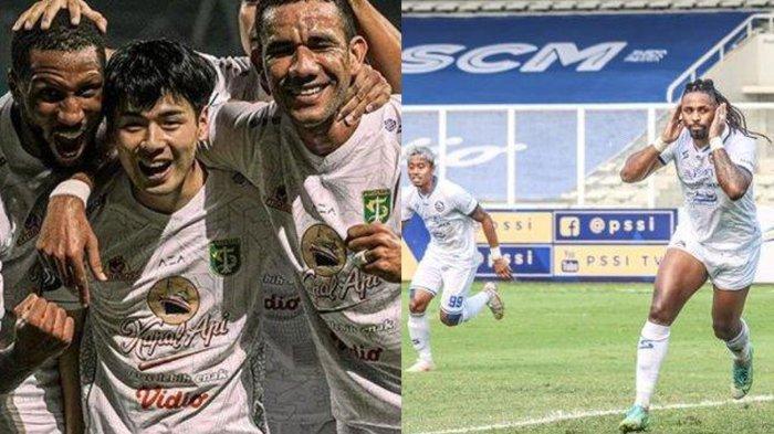 TERPOPULER BOLA: Persebaya Surabaya Taklukkan PS Sleman - Kemenangan Perdana Arema FC di Liga 1 2021