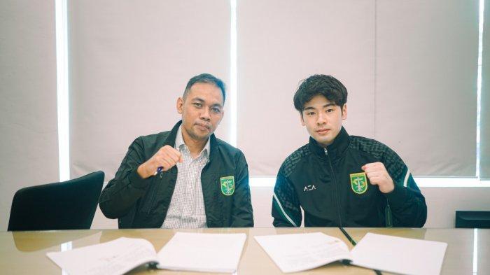 Diikat Kontrak Satu Tahun, Taisei Marukawa Bertekad Bawa Persebaya Juara