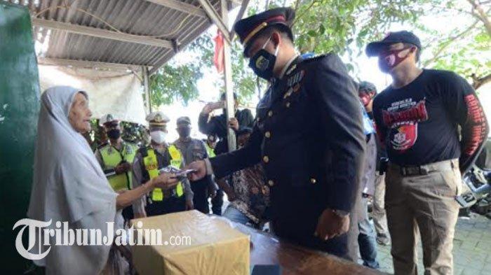 Kisah Janda Tua Mak Siti Menginspirasi Polisi, Sebatang Kara yang Tak Pernah Absen Bantu Sesama