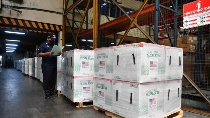 VIRAL TERPOPULER 3,5 Juta Dosis Vaksin Moderna Tiba di Indonesia hingga Ginting Kalah dari Chen Long