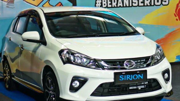 Sirion Raih Penghargaan City Car Terbaik untuk Anak Muda, ADM: Desain Stylish& Sporty Jadi Penyebab