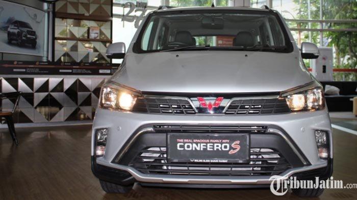 New Confero S, Tawarkan Kenyamanan Berkendara Sejak Pertama Memandangnya