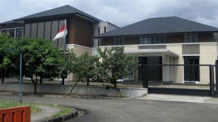 Mengintip Rumah SBY yang Ada di Belakang Kedubes Qatar