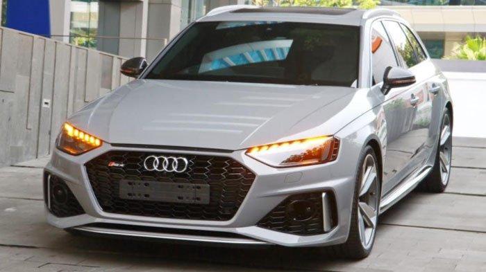 Bukan Sekadar Mesin Gahar, The New Audi RS 4 Avant Punya Bodi Berotot hingga Suspensi Tuning Sport
