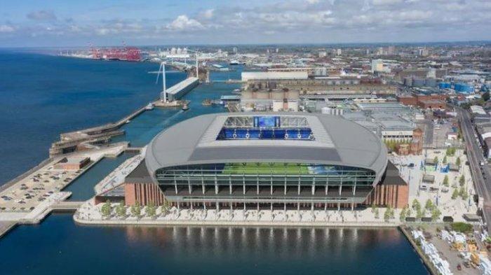 Gara-gara Stadion Baru Everton, Kota Liverpool Kehilangan Status Warisan Dunia