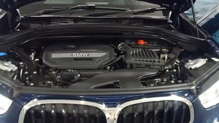 Menilik Gaharnya Mesin Yang Diusung BMW X1 sDrive18i, Top Speed Diklaim Bisa Sampai 201 Km Per Jam