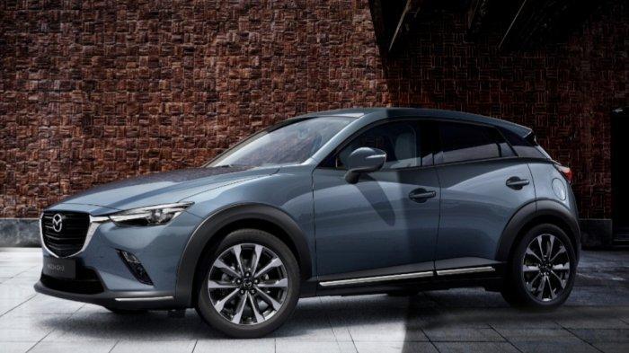 New Mazda CX-3, Tawarkan Varian Baru Dengan Mesin SKYACTIV-G 1.5L, Output Power Tembus 111 PS