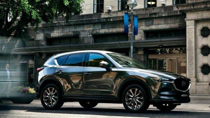 New Mazda CX-5 Punya Output Power Lebih Tinggi Berkat Cyl De-Actv, Segini Harga di Jatim
