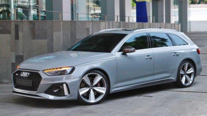 The New Audi RS 4 Avant Resmi Mengaspal di Indonesia, Makin Sporty dan Wagon Paling Bertenaga