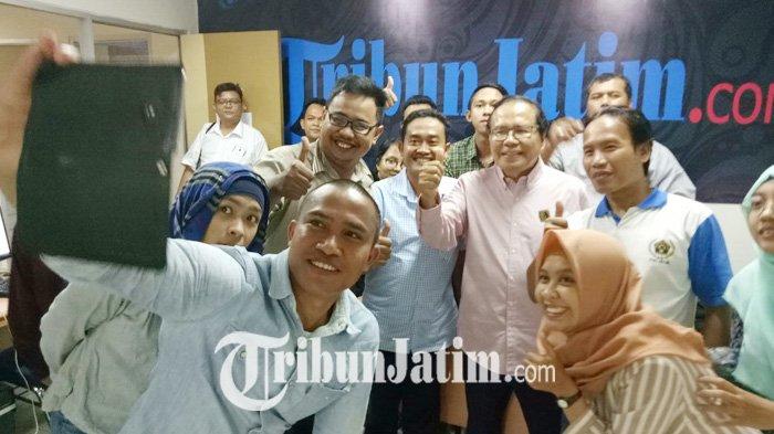 Rizal Ramli : Hubungan Saya dengan Jokowi Masih Baik
