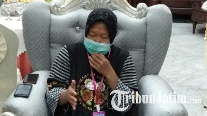 FAKTA Wali Kota Risma Nangis Sujud di Kaki Dokter, Pemicu Bahas RS Covid-19, Simak Dialog Lengkapnya