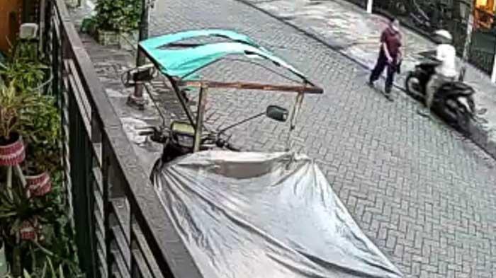 Hendak Berbelanja ke Pasar, Nenek di Surabaya Jadi Korban Penjambretan, Kini Trauma