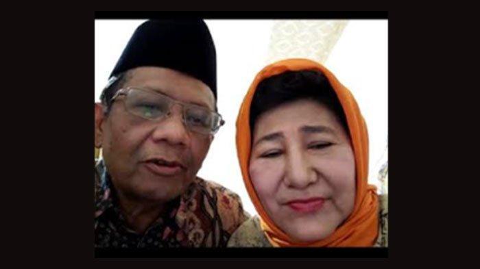 Tidak Pulang ke Madura, Menkopolhukam RI Mahfud MD Pilih Mudik Virtual Pada Lebaran 2021