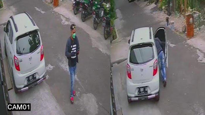 Polrestabes Surabaya Ambil Alih Kasus Pencurian Mobil Ayla Milik WNA di Jemursari