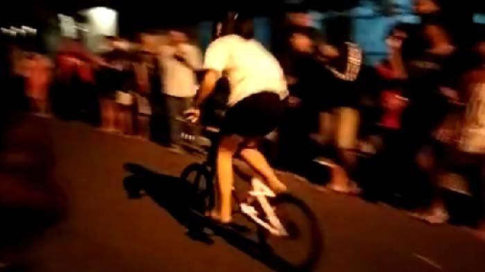 Viral Video Balap Sepeda Joki Cewek di Tuban Picu Kerumunan Saat Pandemi, Polisi: Ditindaklanjuti