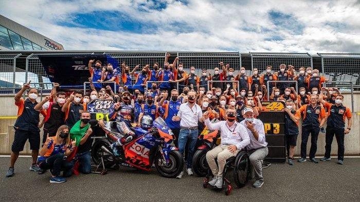 KTM Optimis Bisa Jadi Juara Dunia MotoGP 2021