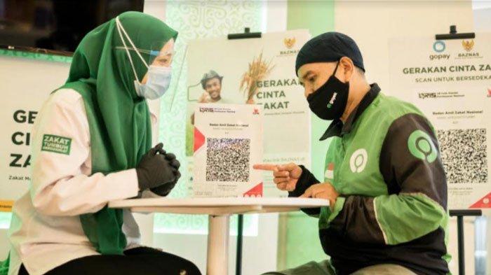 Bayar Zakat Pakai GoPay Meningkat 3x Kali Lipat, Gojek dan Baznas Mantap Berkolaborasi di 2021