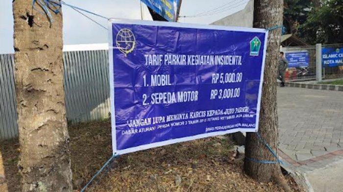 2 Lokasi Parkir Resmi Tes SKD CPNS di Islamic Center Kota Malang