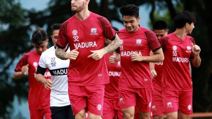 Resmi, Madura United Liburkan Pemain Hingga Lebaran