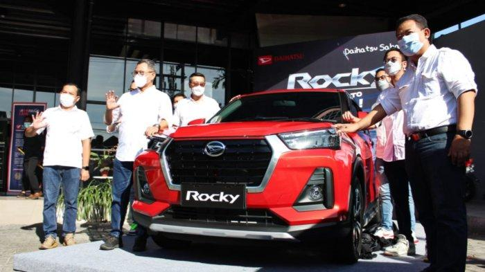 Daihatsu Rocky Resmi Meluncur di Jatim, Usung Teknologi DNGA, Harga Mulai Dari Rp 231.400.000