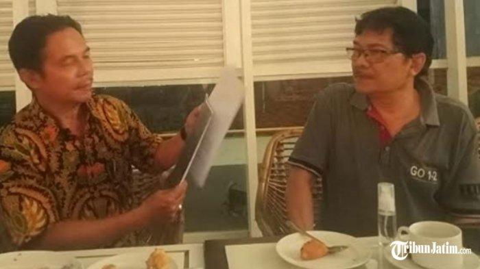 'Kaget' Teguh Pengurus PWI Jatim, Rumah yang 40 Tahun Dihuni Mendadak Beralih Nama, Ini Kronologinya