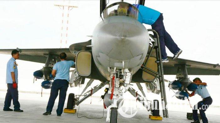 T-50 Golden Eagle yang Tergelincir di Lanud Iswahjudi Mengalami Kerusakan Parah